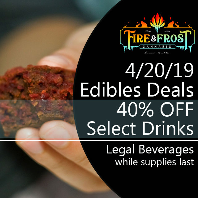 edibles medibles sale deals cannabis infused